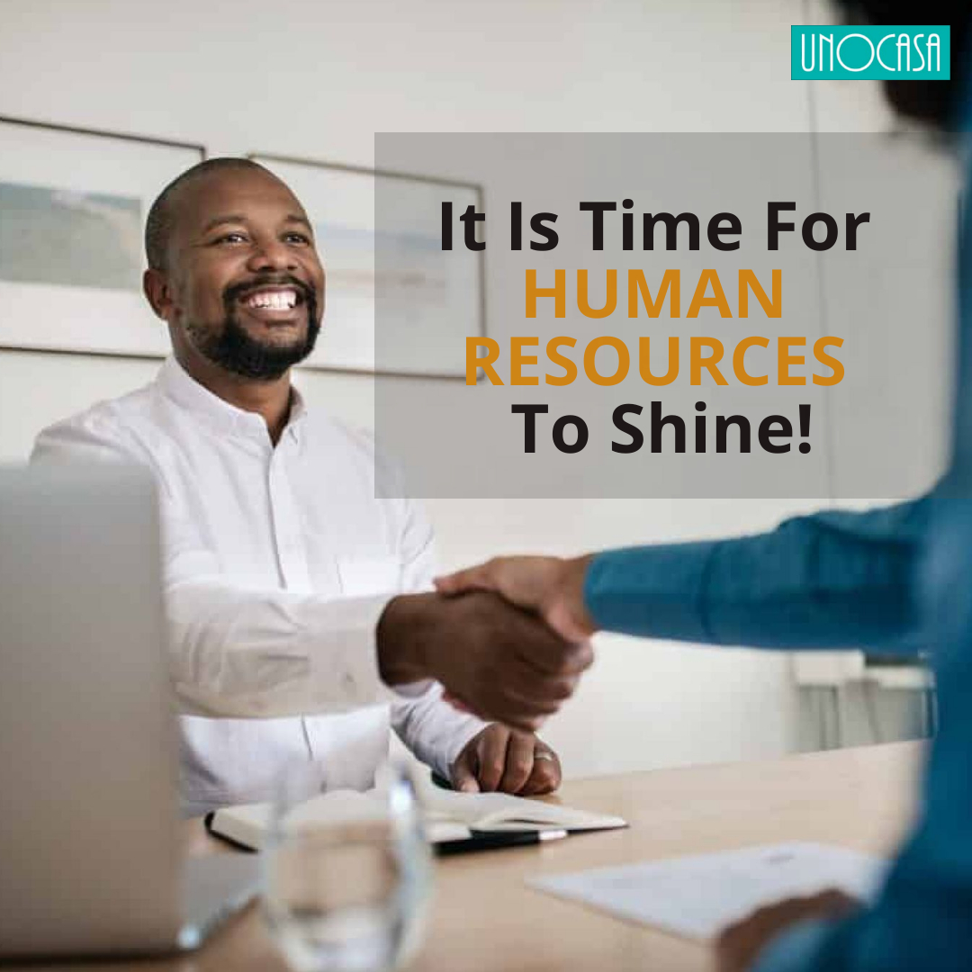 It is time for Human Resources to Shine