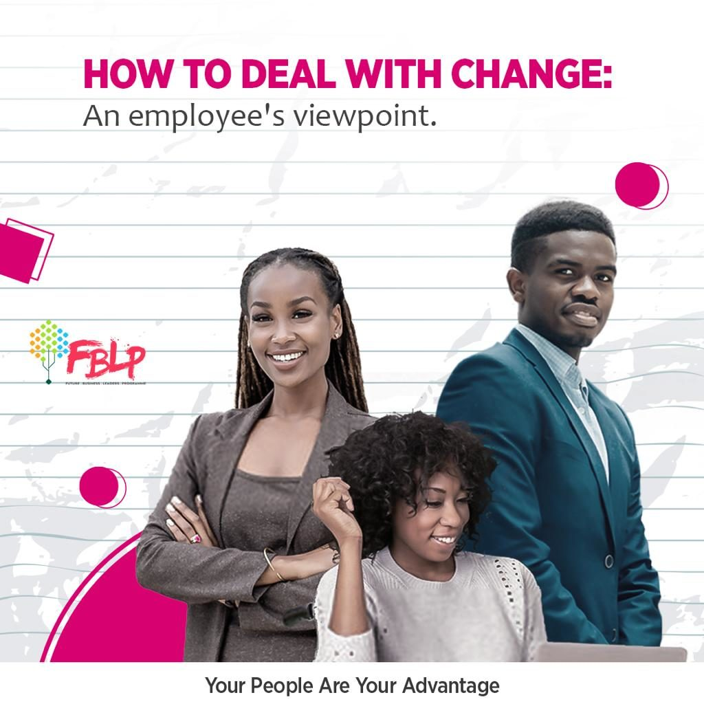 Dealing with change from an employee's perspective